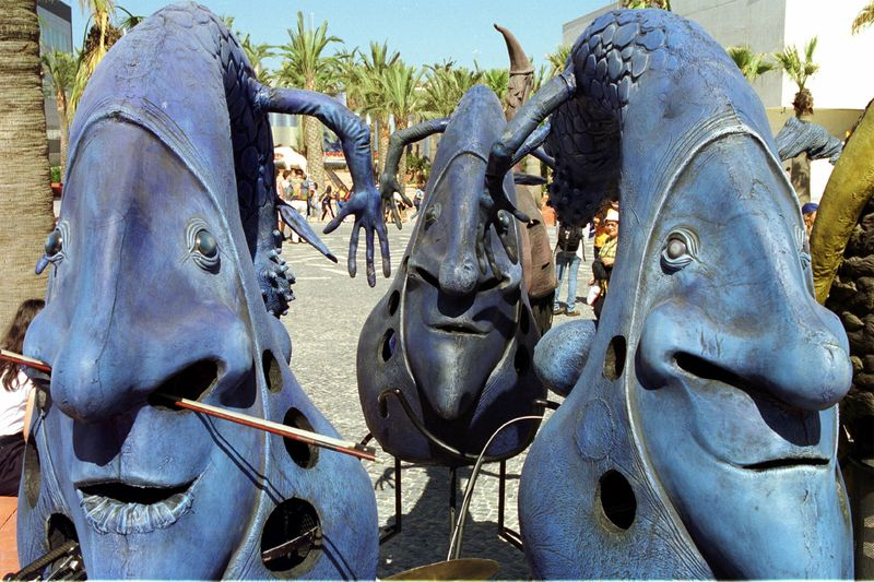 Olharapos na EXPO'98