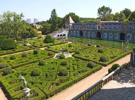Visitas ao Palácio Fronteira