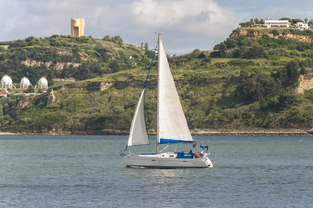 De veleiro