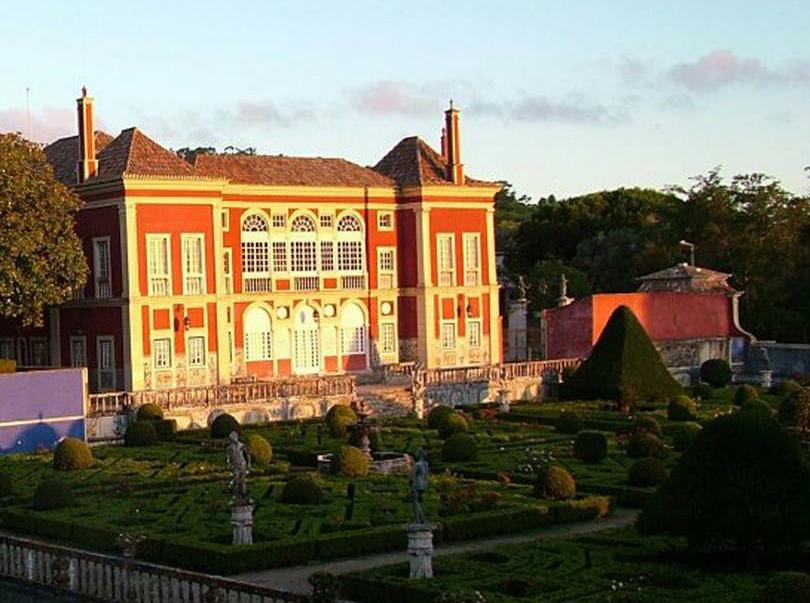 Visitas ao Palácio Fronteira e Jardins do Palácio
