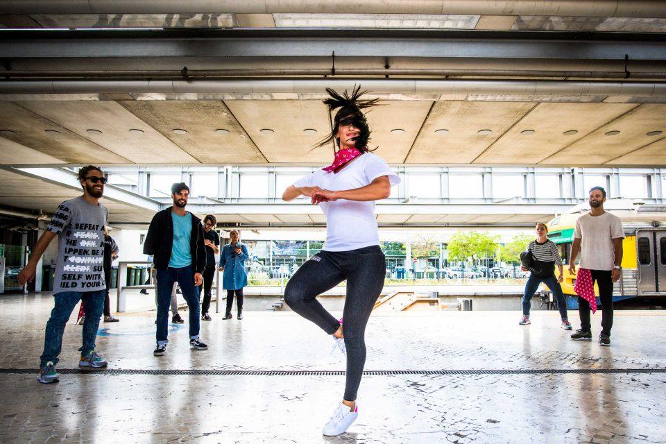 Dançar a Cidade