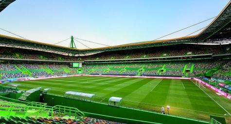 Visitas ao Estádio José Alvalade e Museu do Sporting