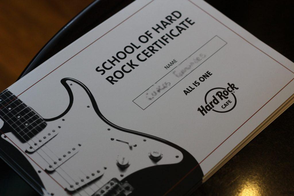 Escola do Hard Rock