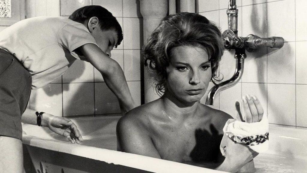 Tystnaden (O Silêncio, 1963)