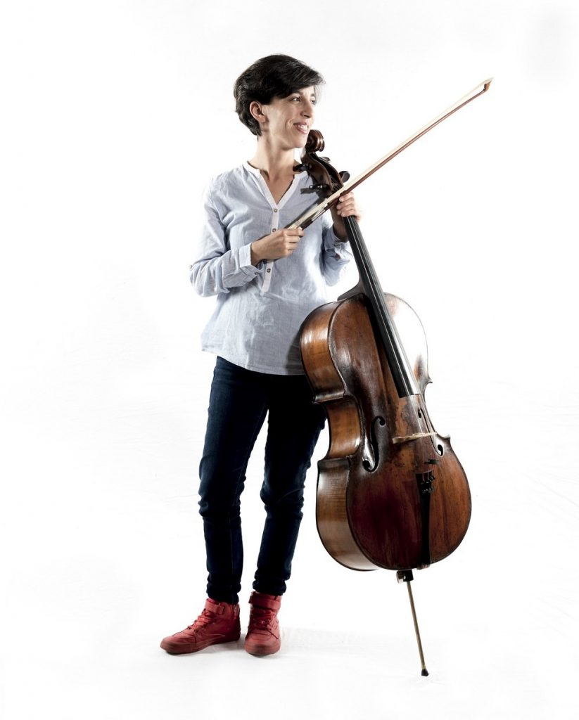 Carolina Matos (violoncelista)