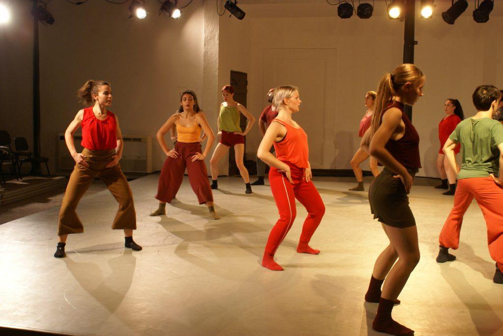 Ciclo #1 – Escola Superior de Dança