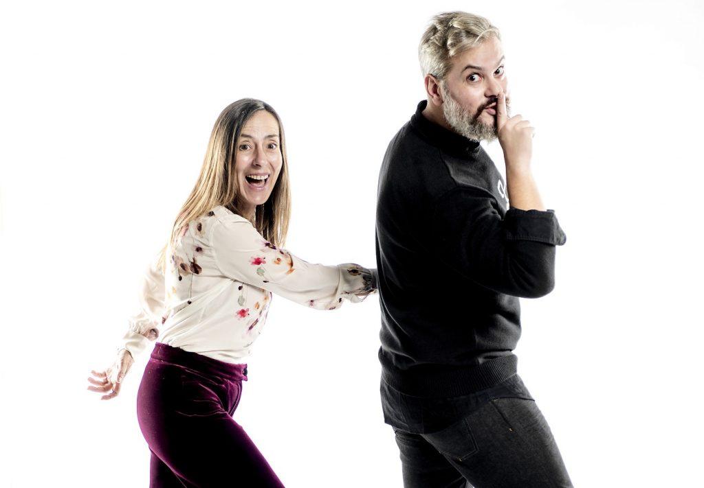 Maria João Luís e Ricardo Neves-Neves