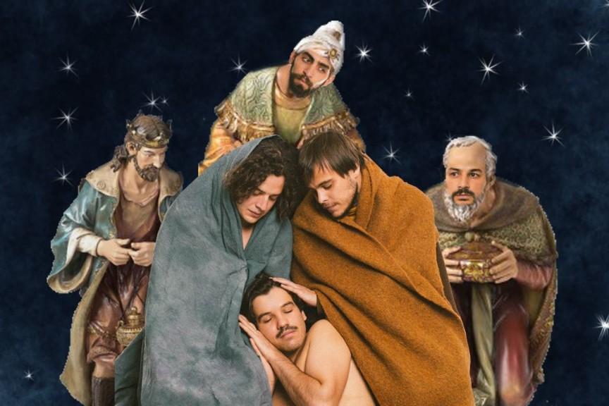 Noite de Natal com os Capitão Fausto