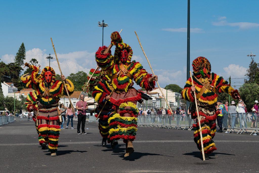 14th International Iberian Mask Festival