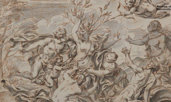 Cyrillo e as Metamorfoses de Ovídio