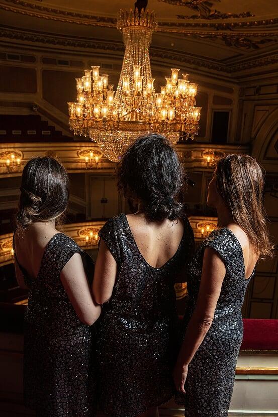 As três sozinhas ©Filipe Ferreira