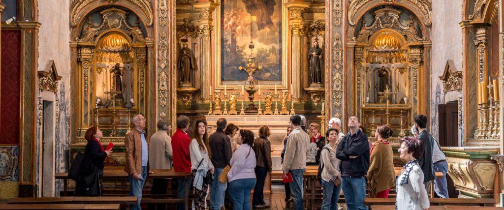 Tours of Convento de São Pedro de Alcântara