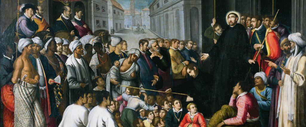 Viagem ao Oriente com São Francisco Xavier