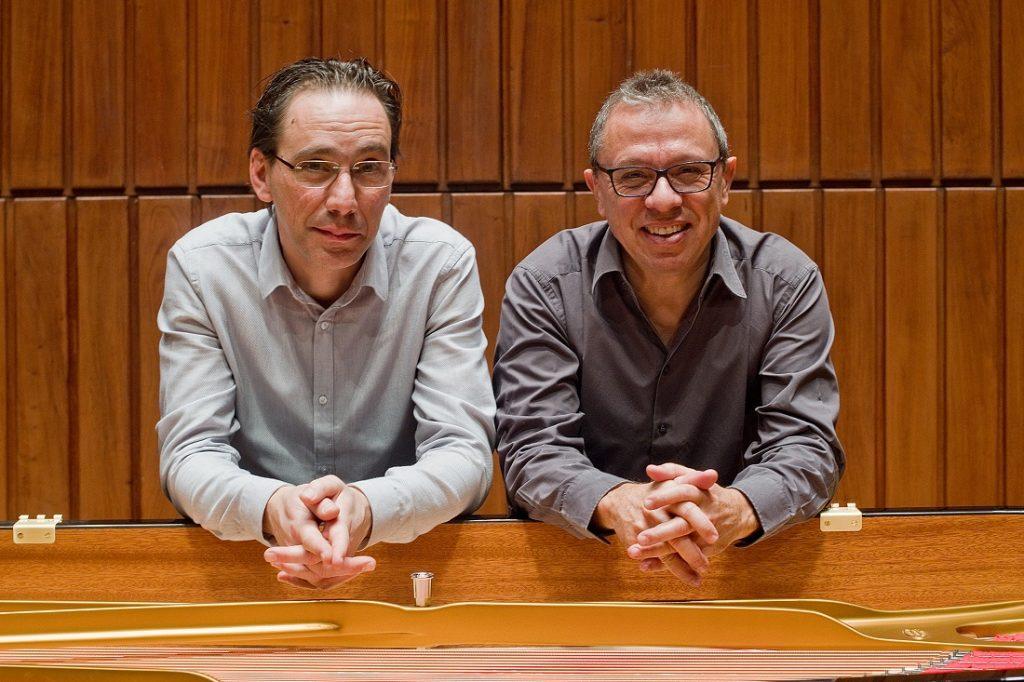 Mário Laginha and Pedro Burmester