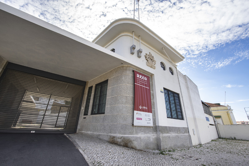 Ar.Co – Centro de Arte & Comunicação Visual | Rua Gualdim Pais – 218 801 010