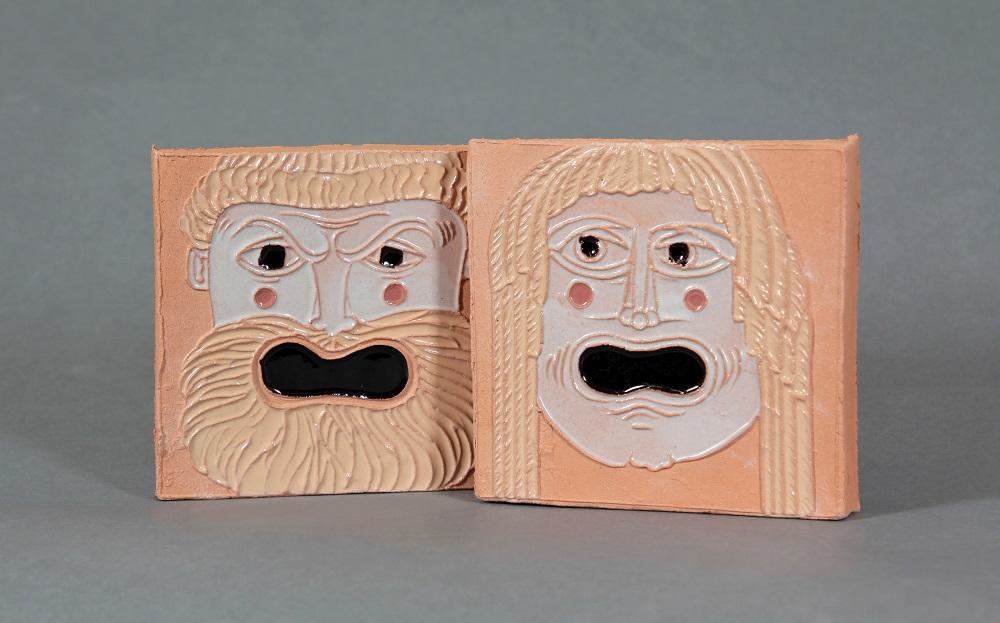 Azulejos de máscaras