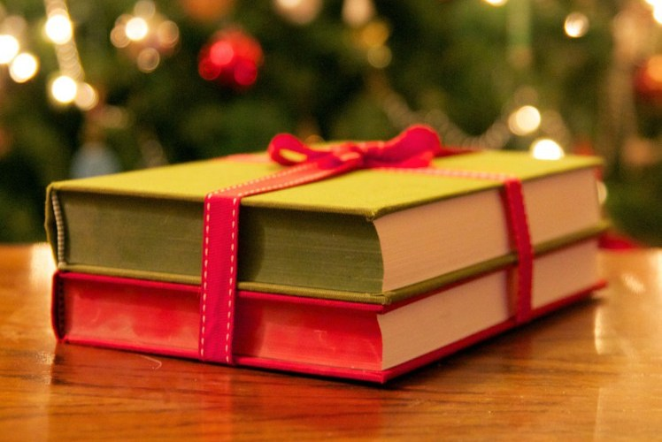 Os livros de dezembro
