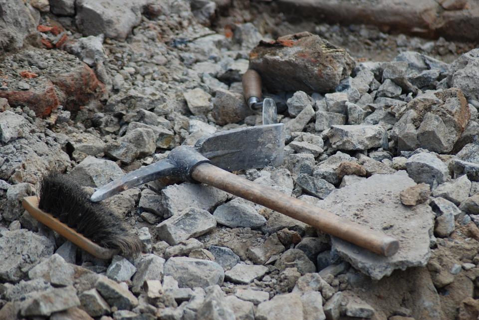 Arqueólogos à solta