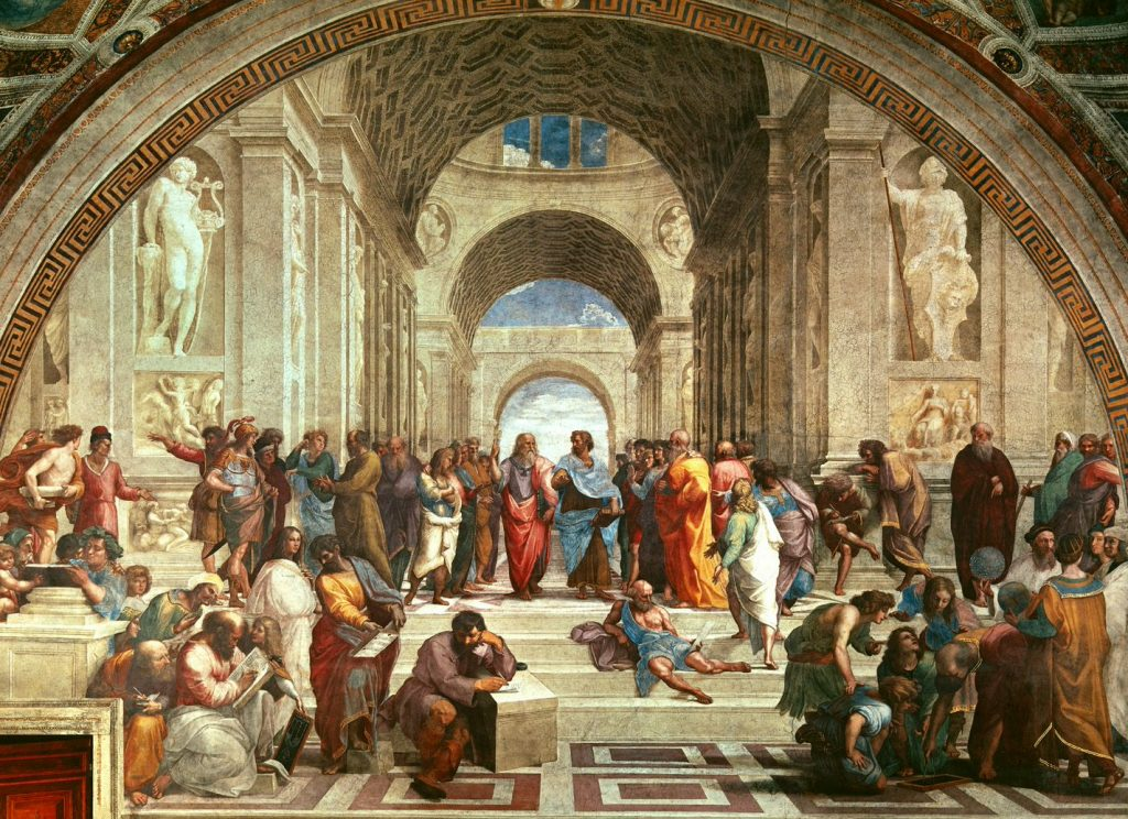 Rafael de Urbino nos 500 Anos da sua morte
