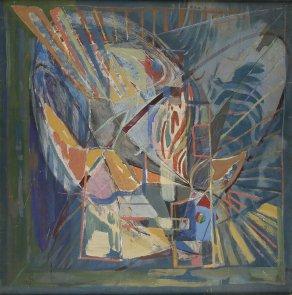 Arpad Szenes 1897-1985