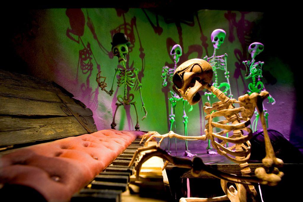 Tim Burton – The Puppets of Animation