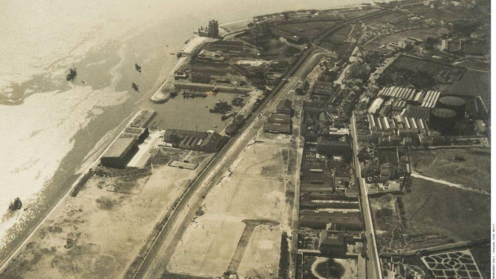 Belém: Demolish to Stage