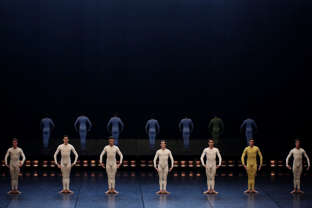 Quinze Bailarinos e Tempo Incerto