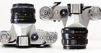 Conheça a sua Máquina Fotográfica