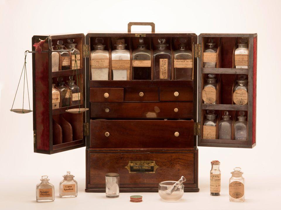 Visitas guiadas ao Museu da Farmácia