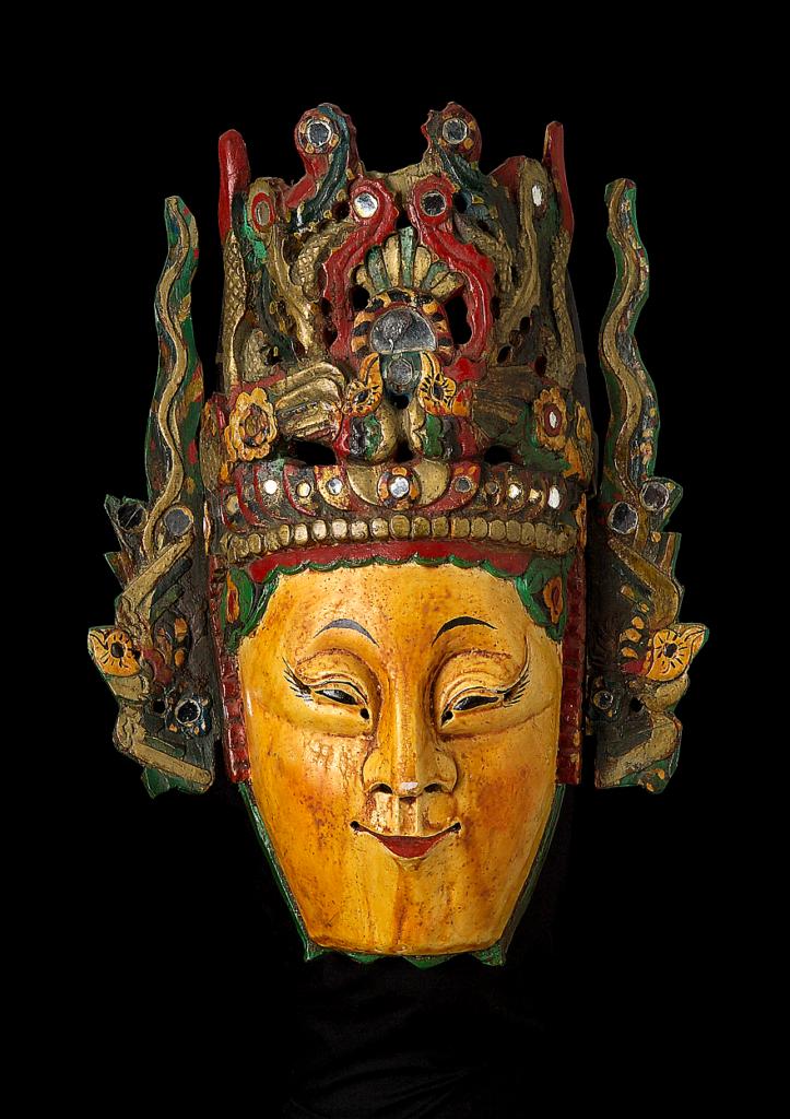 Máscara de Diao Chan (Museu do Oriente)