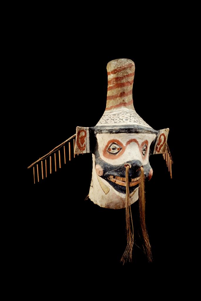 Máscara Jurupixuna (Museu da Ciência da Universidade de Coimbra)