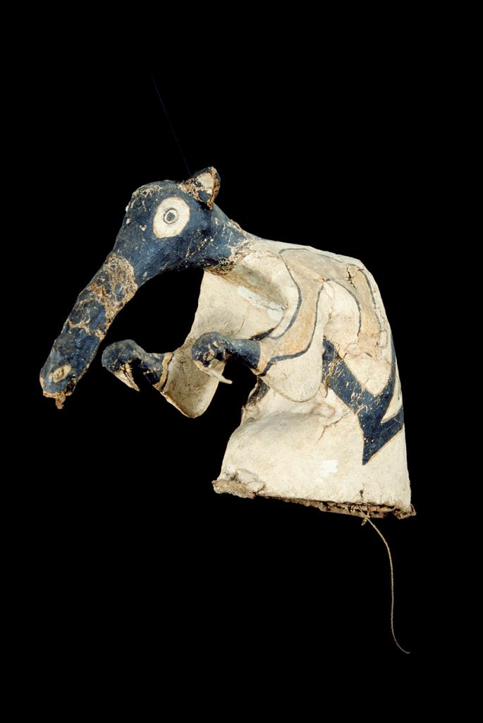 Máscara Zoomorfa Jurupixuna (Museu da Ciência da Universidade de Coimbra)