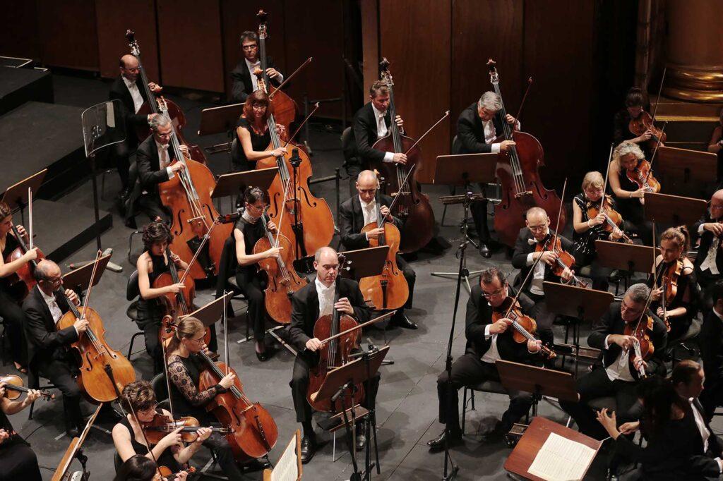 Grupo de Cordas da Orq. Sinfónica Portuguesa e Octeto de Violoncelos