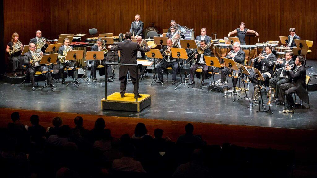 Metais e Percussões da Orquestra Sinfónica Portuguesa