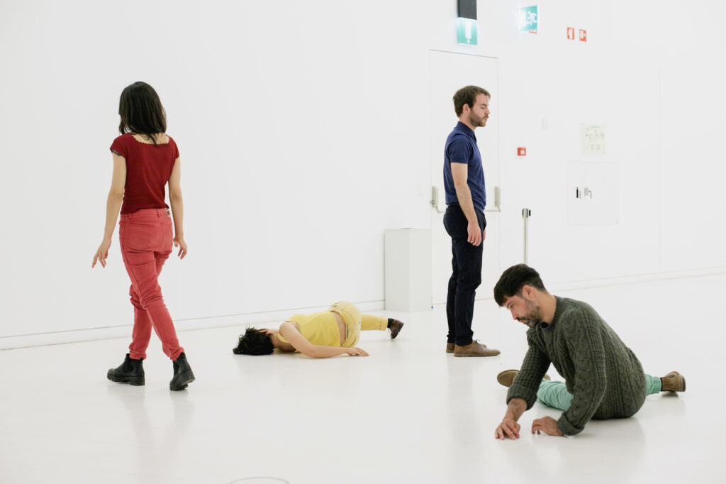 Cumplicidades- Festival Internacional de Dança Contemporânea de Lisboa