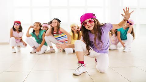 Aulas de Dança para Crianças