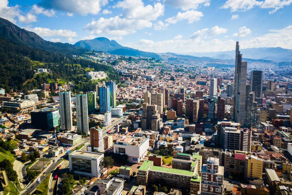 Pregones de Bogotá