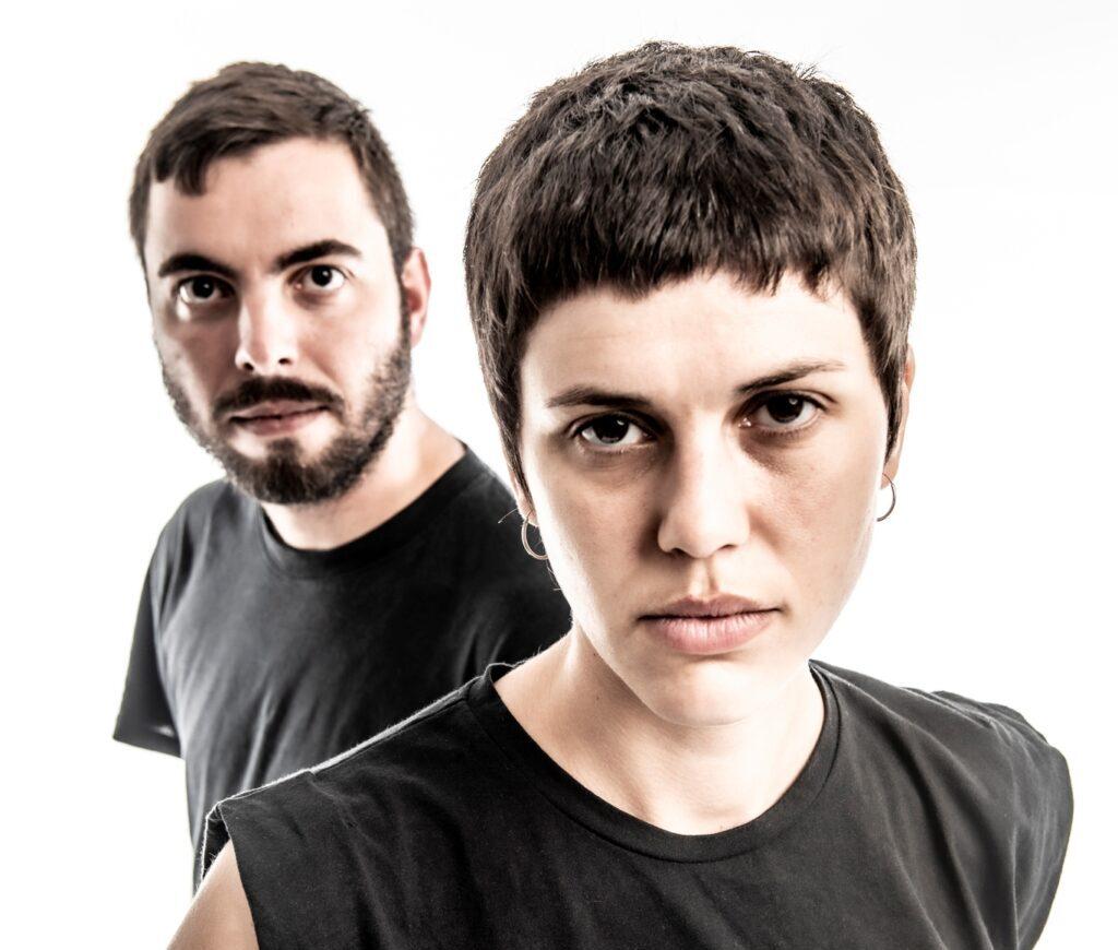 Joana Sousa e Miguel Ribeiro