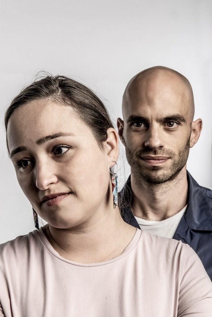 Carla Nobre Sousa e David Cabecinha