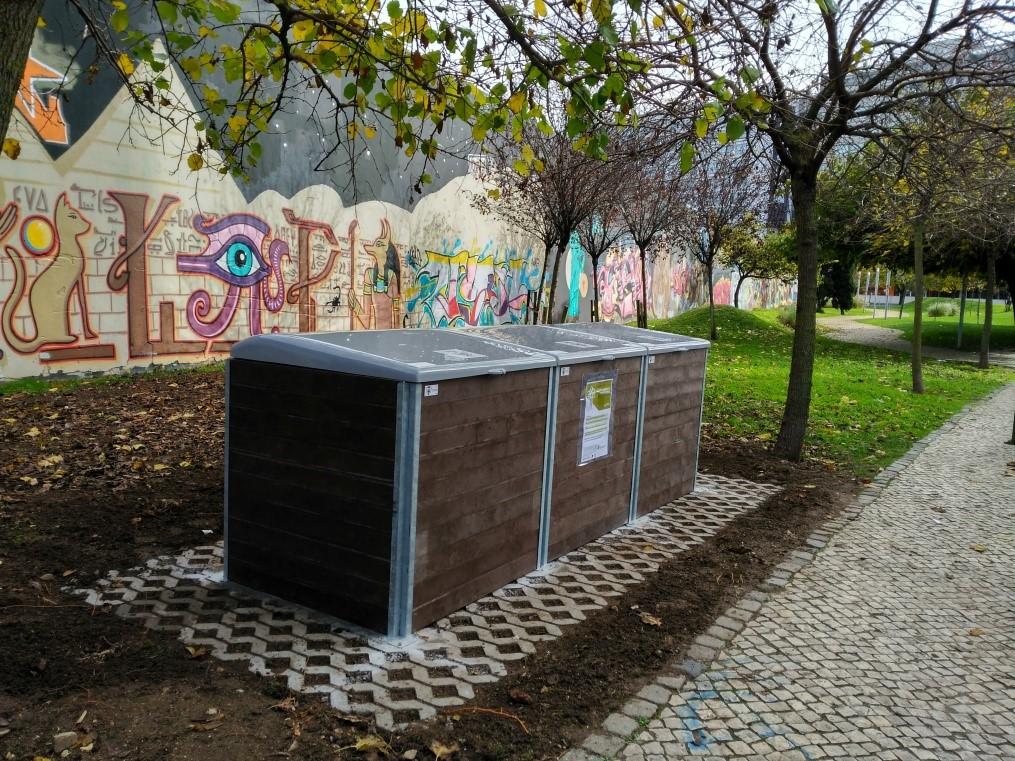Lisboa a Compostar