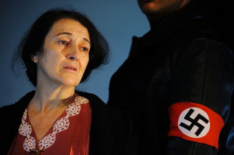 A mulher que foi a Auschwitz e voltou