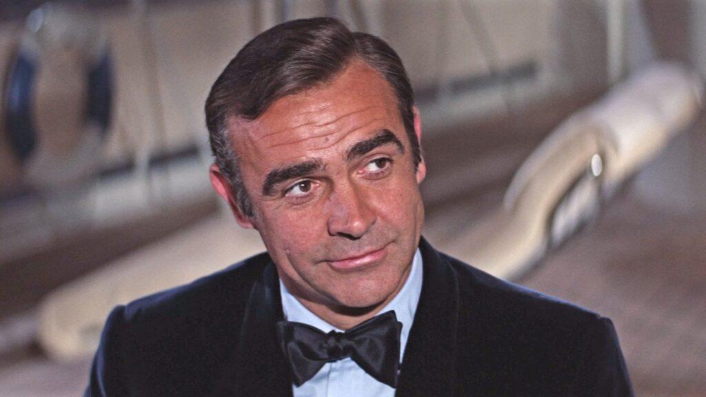 In Memoriam Sean Connery
