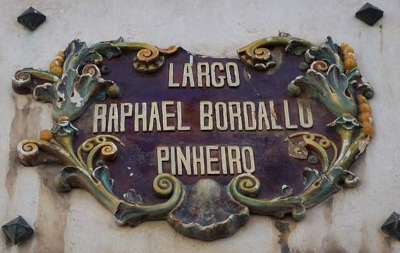 Lisboa de Bordalo Story Map