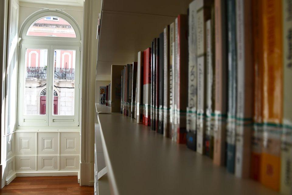 Os livros desconfinam em Lisboa