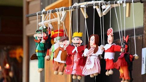 Construção de marionetas