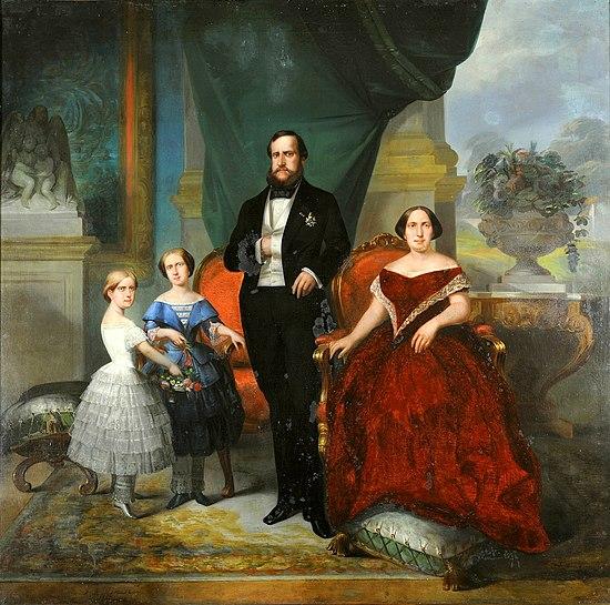Nos passos de D. Pedro II