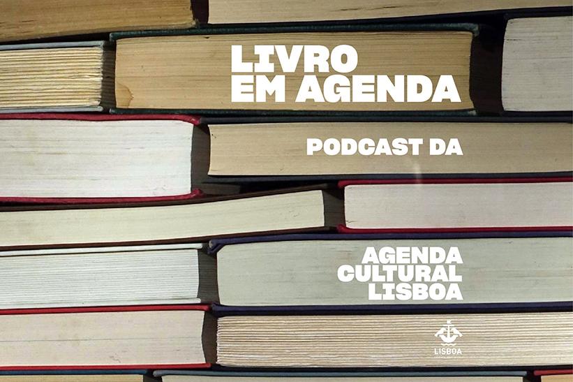 Imagem podcast Livro em Agenda