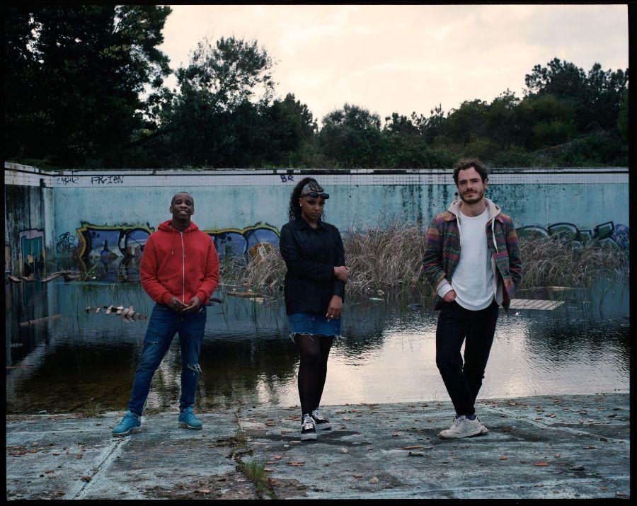 Mynda'Guevara / DJ Firmeza / João Grilo