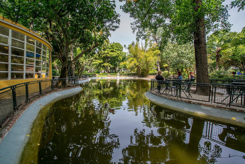 Jardins históricos de Lisboa