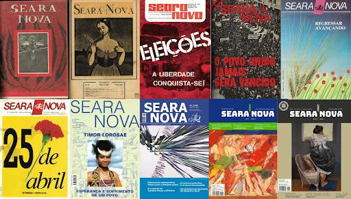 100 Anos de Seara Nova (1921 – 2021)